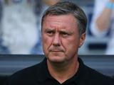 Александр Хацкевич — лучший тренер 31 тура чемпионата Украины