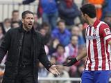 Симеоне: «Диего Коста решит сам, переходить ли ему в «Челси»
