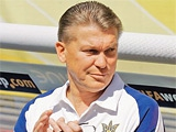 Олег БЛОХИН: «Футболом я сыт по горло — играю лишь с дочками. Как? Лежа на диване»