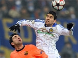«Динамо» — «Барселона» — 1:2. Отчет о матче