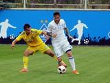 «Динамо» в контрольном матче обыграло молодежную сборную Украины