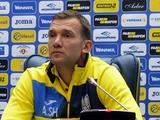 Андрей Шевченко: «Гарантирую, что сборная Украины выйдет на Евро-2020» (ВИДЕО)