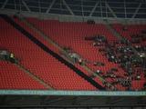 Английских болельщиков не пустили на матч сборной из-за ошибки в билетах