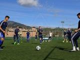 «Динамо» в Испании. Интенсивный тренировочный день