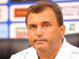 Вадим Евтушенко: «Понравился комбинационный стиль сборной Украины и то, что новички действовали очень уверенно»