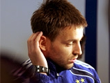 Нинкович выбыл на две недели