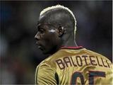 «Милан» решил не оспаривать дисквалификацию Балотелли