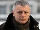 Игорь Суркис: «Динамо» сильно рассчитывает на Алиева»