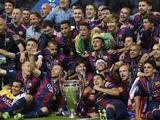 «Барселона» — победитель Лиги чемпионов!