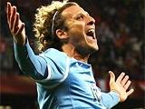 Диего Форлан признан лучшим спортсменом Уругвая