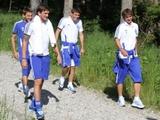 Сегодня Нинкович, Вукоевич и Кранчар встретятся с болельщиками