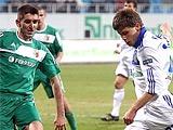 «Динамо» — «Ворскла» — 2:0. Отчет о матче