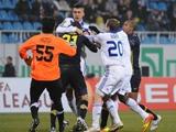 Хачериди получил от УЕФА 3 матча дисквалификации и с «Фейеноордом» не сыграет