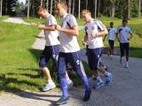 «Динамо» на сборе в Австрии. День пятый
