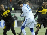 «Динамо» — «Шериф» — 0:0. Отчет о матче