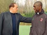 Берлускони: «Зеедорф будет тренировать «Милан» и в следующем сезоне»
