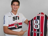 Гансо стал игроком «Сан-Паулу»
