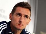 Клозе будет работать помощником тренера «Лацио»