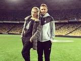 Маргарита РЫБАЛКА: «Когда-нибудь хотела бы увидеть мужа в составе «Баварии»