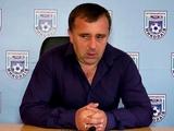 «Николаев» — «Динамо» — 0:4. Послематчевая пресс-конференция