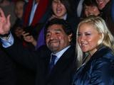 Марадона в пятый раз стал отцом