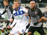 К матчу с «Зарей» у «Динамо» два этапа подготовки
