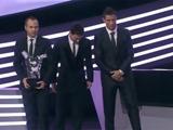 Андрес Иньеста — Лучший футболист Европы