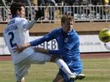 «Ильичевец» — «Динамо» — 0:1. Отчет о матче