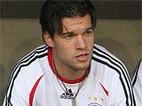 Баллак пока думает, играть ли ему за сборную Германии
