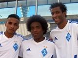 На просмотре в «Динамо» три бразильца