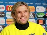 Анатолий ТИМОЩУК: «В сборной хочется играть всегда и не заканчивать никогда»