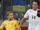 Австрия — Украина — 3:2. ФОТОрепортаж (24 фото)