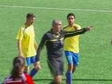 Ливанский рефери ушел на пенсию после избиения во время матча (ВИДЕО)