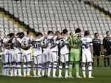 «Динамо» сыграет с «Черноморцем» в белом. Перед матчем — минута молчания