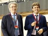 Моратти проталкивает сына в президенты «Интера»