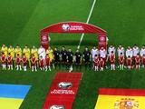 Отбор на Евро-2016: сборная Украины минимально уступила Испании (ФОТО, ВИДЕО)
