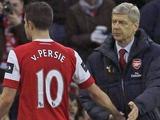Венгер: «Для меня Ван Перси — это игрок «Арсенала»