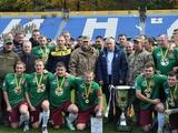 Кубок героев АТО: «Динамо» оказывает помощь и поддержку защитникам Украины (ВИДЕО)
