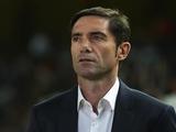 Тренер «Валенсии» получил травму, празднуя победный гол в матче примеры (ВИДЕО)