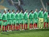 Болгария назвала состав на матч со сборной Украины