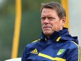 Франк Арнесен: «В Украине играют в очень качественный футбол»