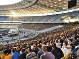 «Динамо» будет проводить на «Олимпийском» лишь матчи еврокубков и игры с «Шахтером»?