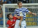 «Севастополь» — «Таврия» — 1:0. После матча. Христопулос: «Никогда не проигрывал столько матчей подряд»