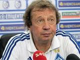 «Черноморец» — «Динамо» — 1:2. Послематчевая пресс-конференция