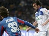 «Динамо» — «Арсенал» — 1:0. Отчет о матче