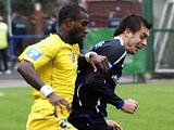 «Черноморец» — «Закарпатье» — 2:0. После матча. «Бито уже, как хохол»