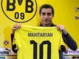 Мхитарян получил в «Боруссии» номер Гетце