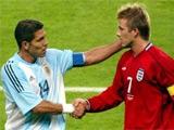 Товарищеский матч между Англией и Аргентиной отложен