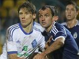 «Динамо» завершило первую часть чемпионата Украины победой над «Говерлой»