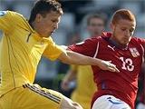 Молодежная сборная Украины стартовала на Евро-2011 с поражения от Чехии (ВИДЕО)